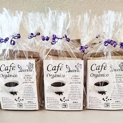 Bolsas de Café orgánico Chiapaneco