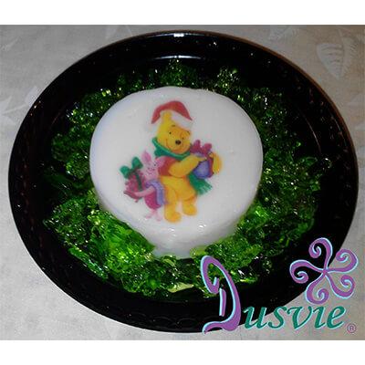 Gelatina navideña Winnie Pooh