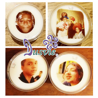 gelatinas con fotografías