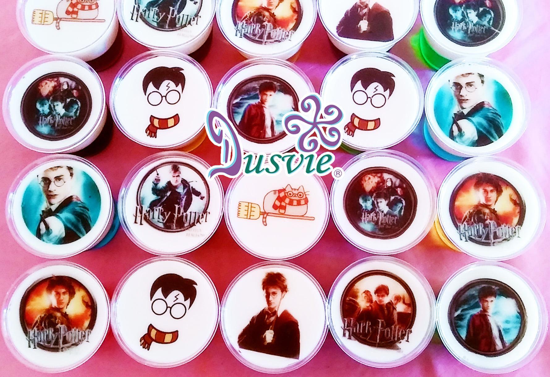 gelatinas combinadas de Harry Potter