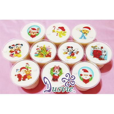 gelatinas de navidad