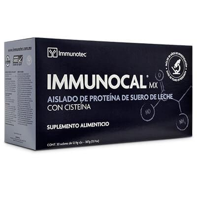caja de suplemento immunocal